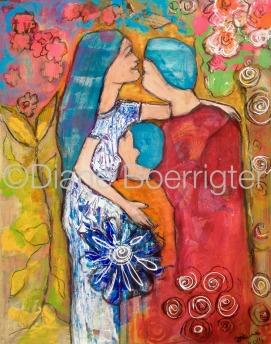 Moederliefde - VERKOCHT