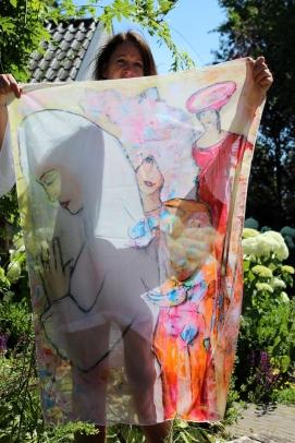 Sjaal Openbaring (125x88 cm)