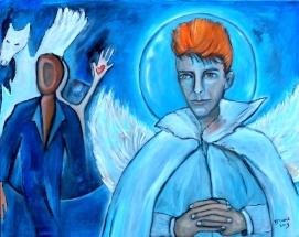 David Bowie in Heaven (opdracht)