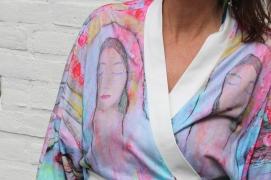 Kimono Dreams of Maria Magdalena