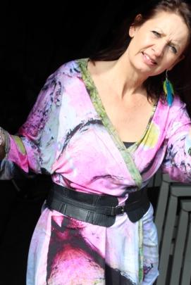 Kimono Balinees Meisje